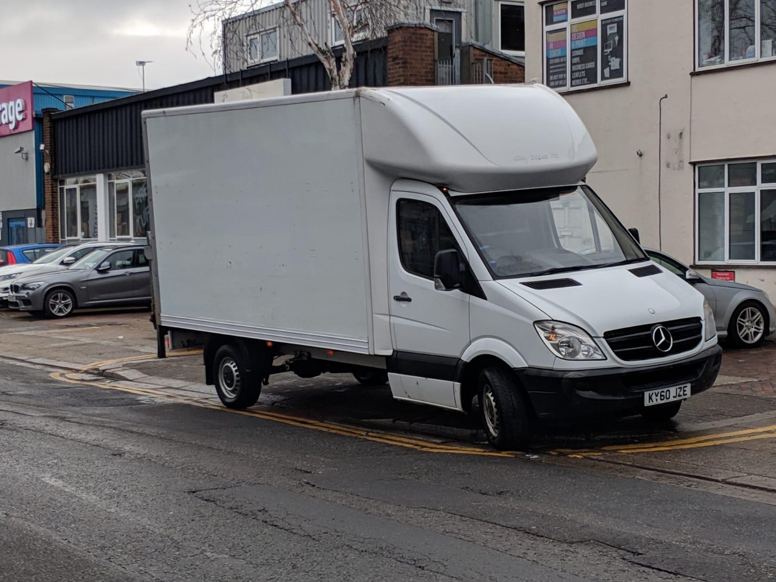Man and a Van Slough